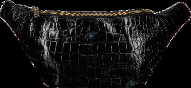 Zwarte DEPECHE Heuptas BUM BAG 13930  - large