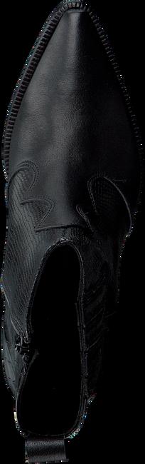 Zwarte ROBERTO D'ANGELO Enkellaarsjes LISA  - large
