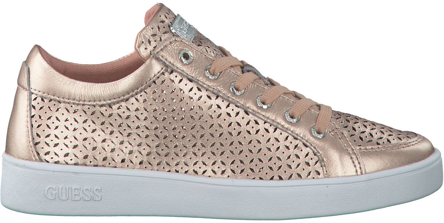 roze GUESS Sneakers GLINNA ACTIVE