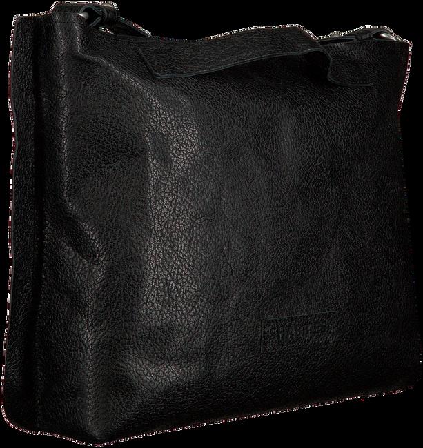 Zwarte SHABBIES Schoudertas 232020015  - large