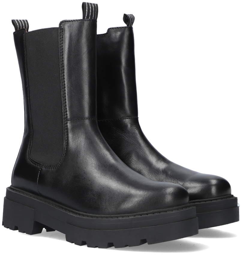 Zwarte WYSH Chelsea boots SUZAN  - larger