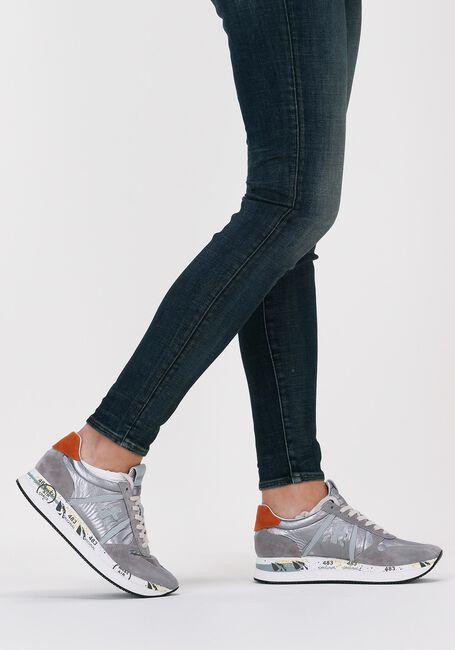 Zilveren PREMIATA Lage sneakers TRIS  - large
