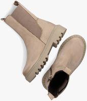 Taupe WYSH Chelsea boots MADI  - medium