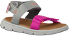 Roze TOMS Sandalen RAY  - small