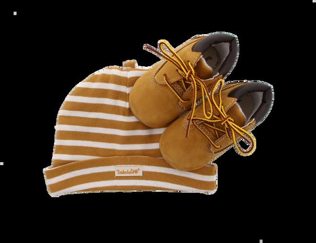 Camel TIMBERLAND Babyschoenen CRIB BOOTIE W/HAT  - large