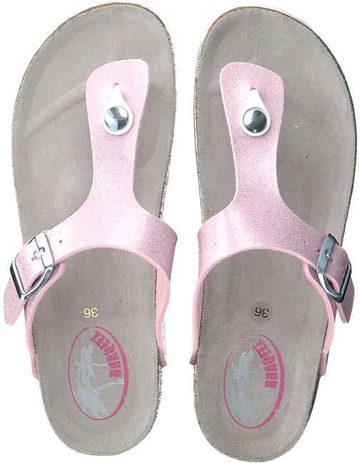 Roze BRAQEEZ Slippers 418020 - large