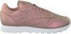 roze REEBOK Sneakers CL PEARLIZED  - small