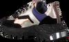Zilveren RED-RAG Lage sneakers 13120  - small