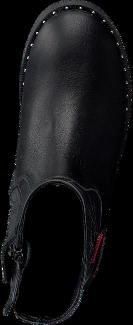 Zwarte SHOESME Enkellaarsjes SI9W079  - large