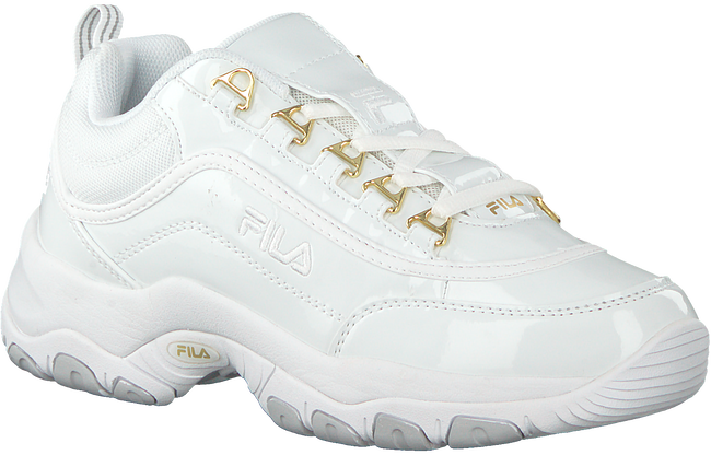 Witte FILA Sneakers STRADA M LOW WMN  - large