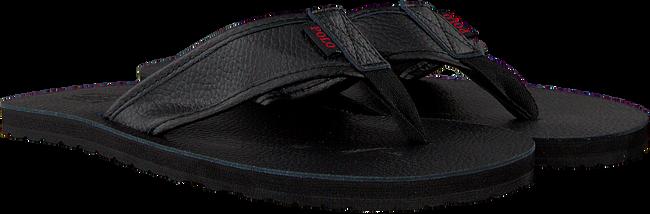 Zwarte POLO RALPH LAUREN Slippers SULLIVAN  - large