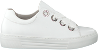 Witte GABOR Sneakers 464 - medium