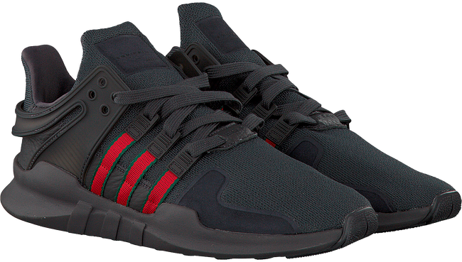 Grijze ADIDAS Sneakers EQT SUPPORT ADV HEREN  - large