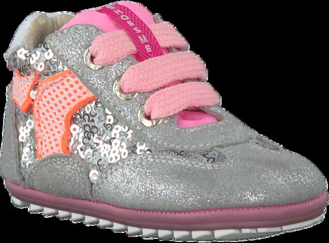 Zilveren SHOESME Babyschoenen BP7S005  - large