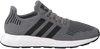 Grijze ADIDAS Sneakers SWIFT RUN HEREN  - small