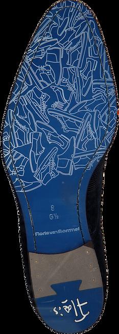Blauwe FLORIS VAN BOMMEL Nette schoenen 18082  - large