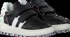 Zwarte PINOCCHIO Lage sneakers P1324  - small