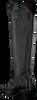 Zwarte NUBIKK Lange laarzen ALEX GILLY  - small