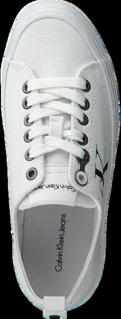 Witte CALVIN KLEIN Sneakers ZOLAH - large