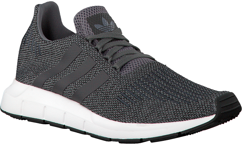 Adidas Sneaker Laag Swifty Inf Jongens Grijs