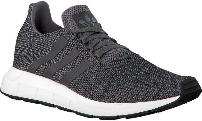 Grijze ADIDAS Sneakers SWIFT RUN HEREN  - large