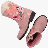 Roze SHOESME Cowboylaarzen WT21W112  - medium