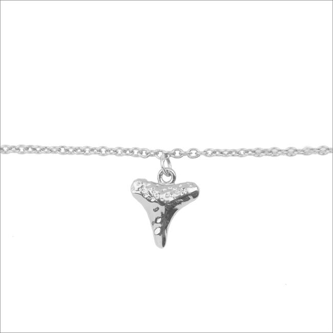 Zilveren ATLITW STUDIO Armband SOUVENIR BRACELET TOOTH - large