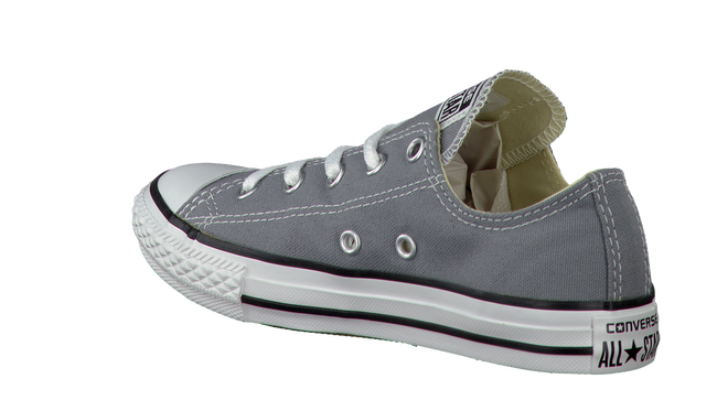 Grijze CONVERSE Sneakers AS SEAS OX KIDS  - large