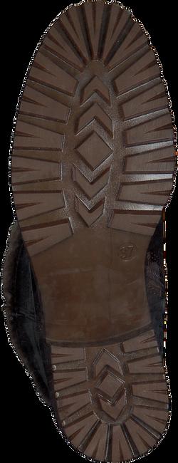 Bruine VERTON Hoge laarzen BERLIJN  - large