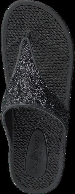 Zwarte ILSE JACOBSEN Slippers CHERRY  - large
