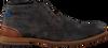 Zwarte FLORIS VAN BOMMEL Enkelboots 10786  - small