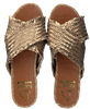Bronzen KANNA Slippers 20191  - small