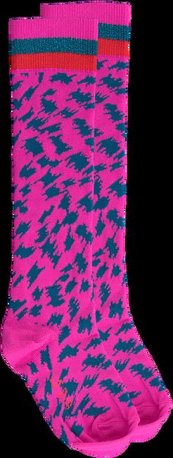 Roze LE BIG Sokken PETRONELLA KNEE HIGH  - large