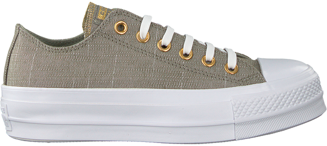 Grijze CONVERSE Sneakers CHUCK TAYLOR ALL STAR LIFT - large