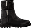 Zwarte SHABBIES Enkelboots 191020017 - small