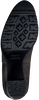 Grijze VIA VAI Enkellaarsjes 4708003  - small