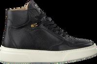 Zwarte VIA VAI Hoge sneaker JUNO LEE - medium