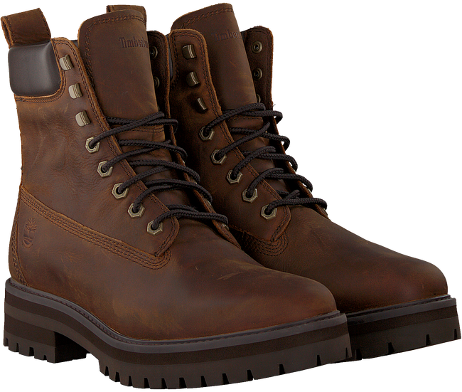 Cognac TIMBERLAND Veterboots COURMA GUY BOOT WP  - large