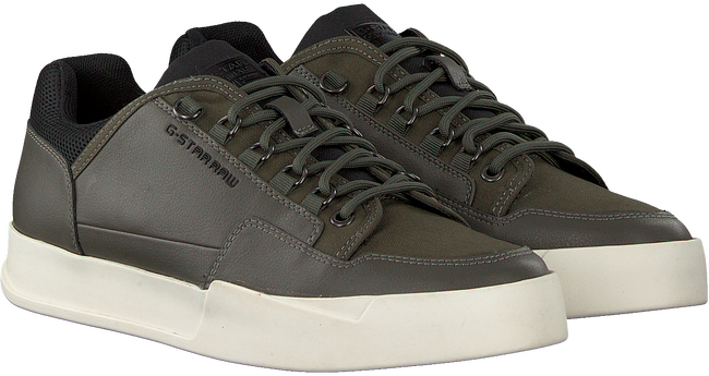 Groene G-STAR RAW Sneakers RACKAM VODAN LOW  - large