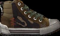 Groene RED-RAG Sneakers 13241 - medium
