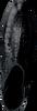 Zwarte PERTINI Enkellaarsjes 30251  - small