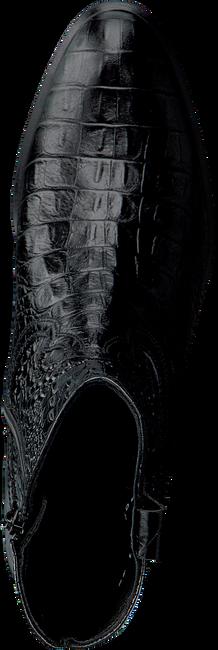 Zwarte PERTINI Enkellaarsjes 30251  - large