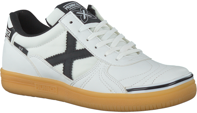 Witte MUNICH Sneakers G3  - large
