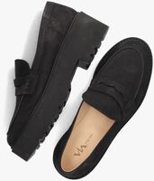 Zwarte VIA VAI Loafers LOIS BELL  - medium