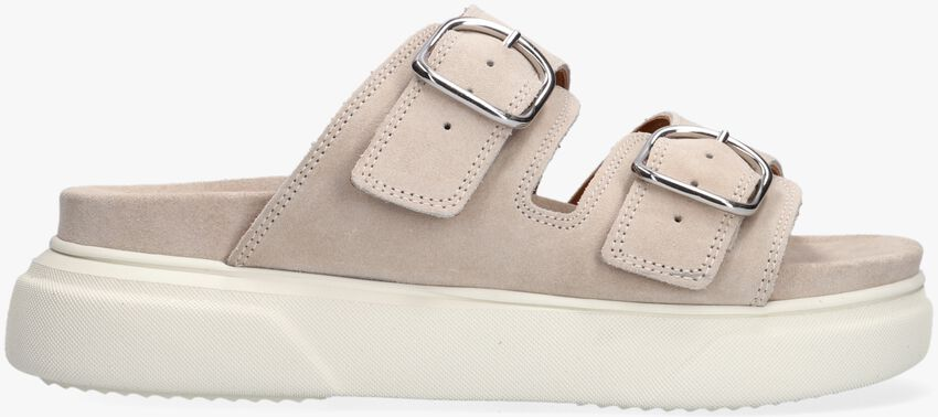 Beige VIA VAI Slippers MADDISON DEE  - larger