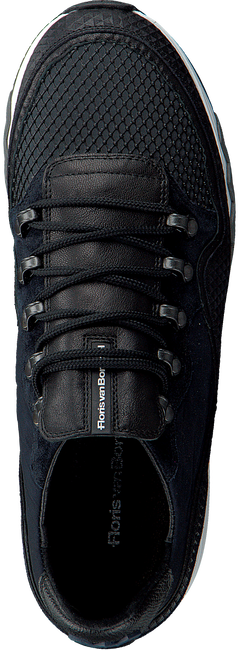 Blauwe FLORIS VAN BOMMEL Sneakers 16393  - large