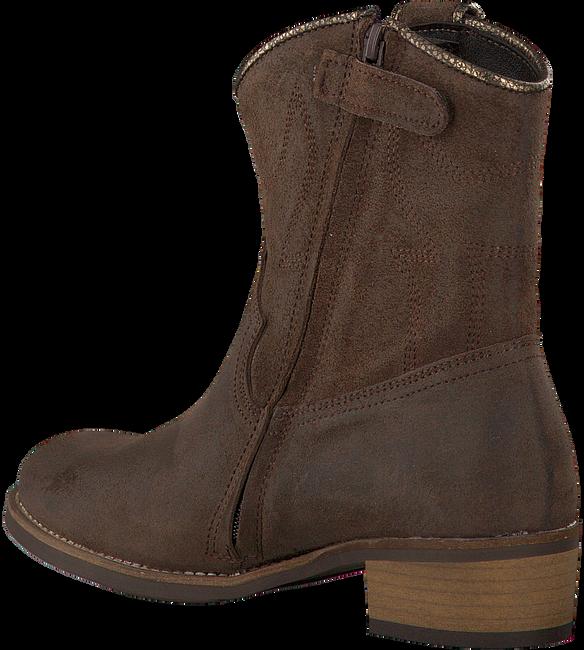 Bruine HIP Lange laarzen H1843  - large