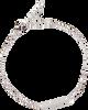 Zilveren ALLTHELUCKINTHEWORLD Armband ELEMENTS BRACELET TRIANGLE BAR - small