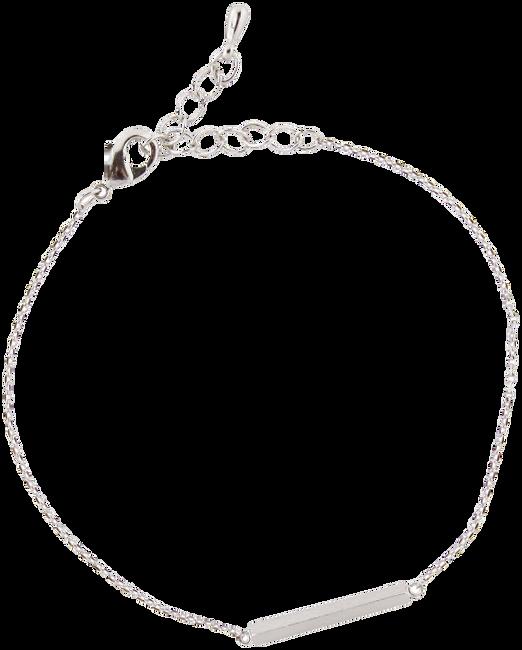 Zilveren ALLTHELUCKINTHEWORLD Armband ELEMENTS BRACELET TRIANGLE BAR - large
