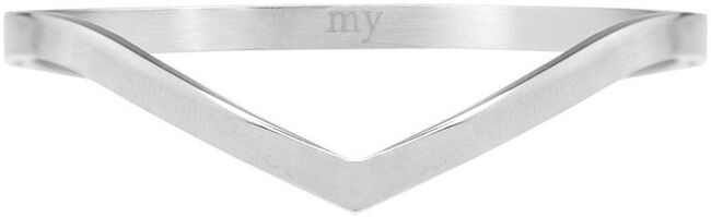 Zilveren MY JEWELLERY Armband V BANGLE - large
